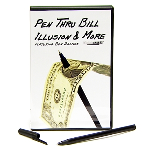 Pen Thru Bill + DVD