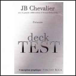 Deck Test JB Chevalier