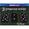 3 Dominoes Monte - Vernet magie