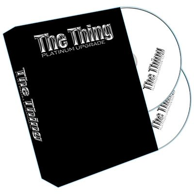 The Thing Platinum - Upgrade Kit (requires original The Thing) by Bill Abbott ep