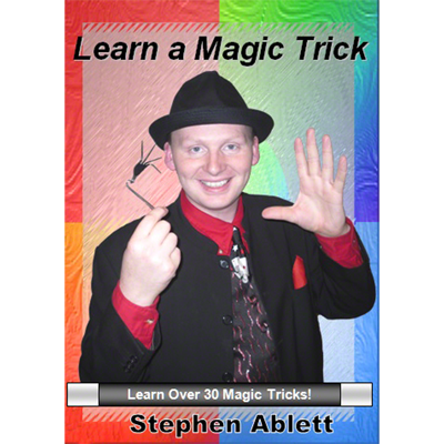 Learn a Magic Trick de Stephen Ablett Téléchargement