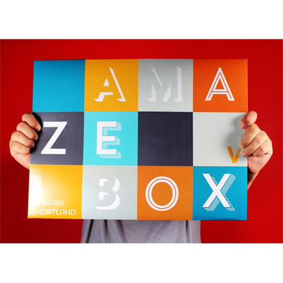 AmazeBox de  Mark Shortland and Vanishing Inc