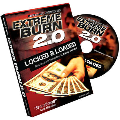 DVD Extreme Burn 2.0 Locked & Loaded