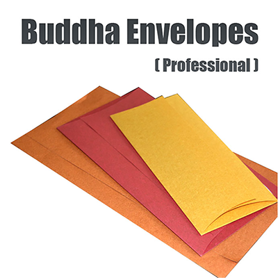 Buddha Envelopes de  Nikhil Magic