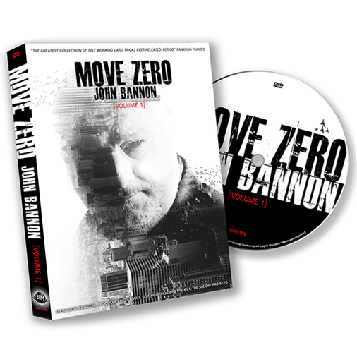 Move Zero - John BANNON (vol1)
