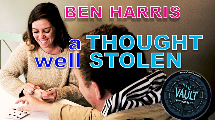 A Thought Well Stolen by Ben Harris Mixed Media DOWNLOAD en anglais