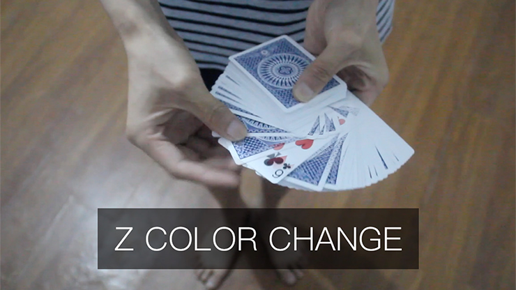 Z - Color Change by Ziv video DOWNLOAD
