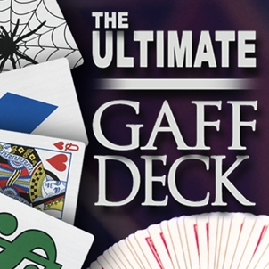 (       promo de mai    ) The Ultimate Gaff Deck Kit