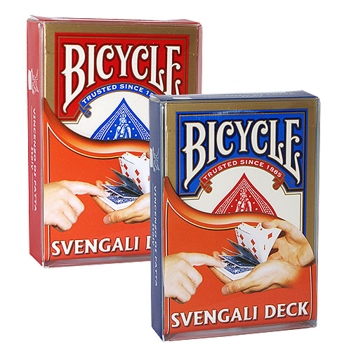 Jeu radio (bicycle) Svengali deck