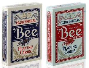 Cartes BEE (Format Poker)