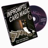 DVD Impromptu Card Magic VOL.6 (Aldo Colombini)