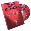 Dvd My Best John Mendoza VOL.2