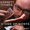 DVD Stand up monte - Par Garett Thomas