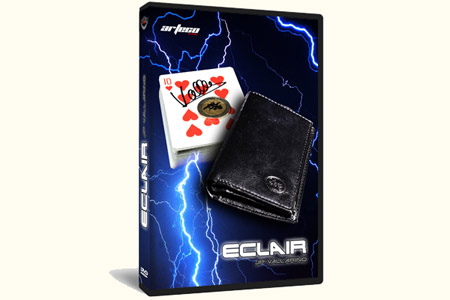 DVD Eclair (Gimmick Inclus)