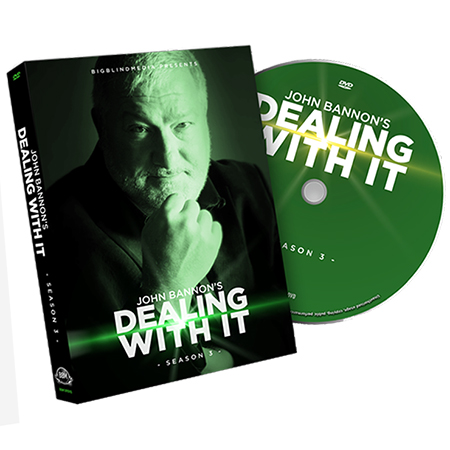 Dealing with it vol 3 - John BANNON