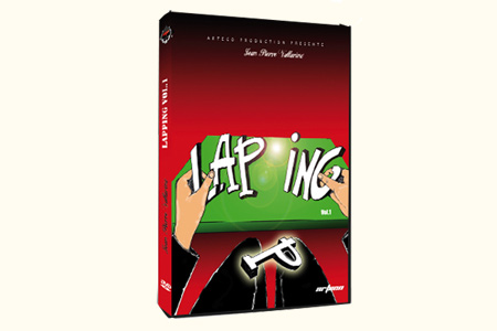 DVD Lapping Vol.1 Par JP Vallarino