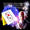 Cardiographic Signature Edition Sketchpad Card Rise (Martin Lewis)