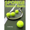 Set de 4 Balles de Tennis en mousse - Alan Wong