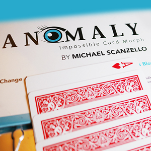 ANOMALY - Michael SCANZELLO
