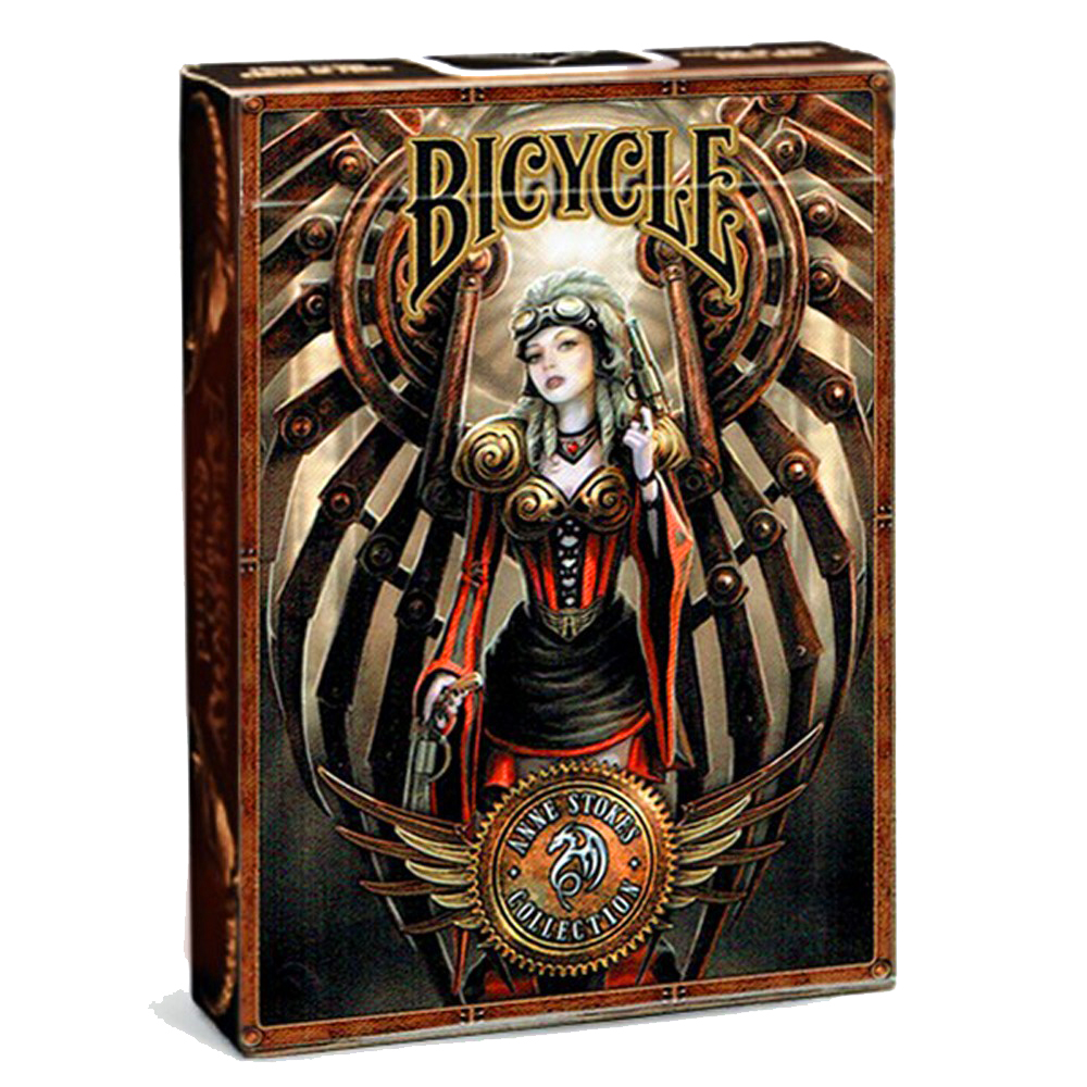 Bicycle Steampunk - Anne Stokes collection