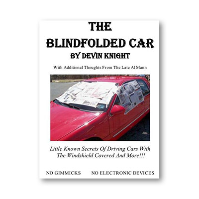 The Blindfolded Car by Devin Knight - ebook
