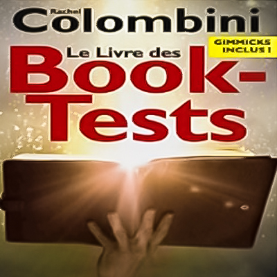 Le livre des book tests - Rachel Colombini