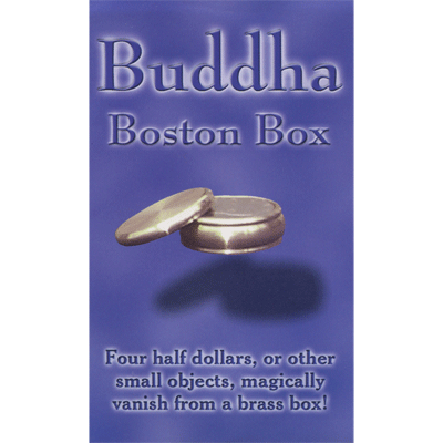 Buddha Box  Boston 1/2 Dollar