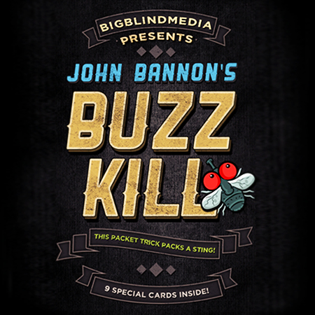 BUZZ KILL - John BANNON'S