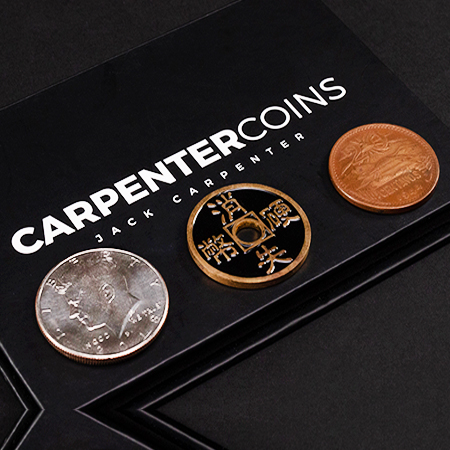 Carpenter Coins - Jack CARPENTER