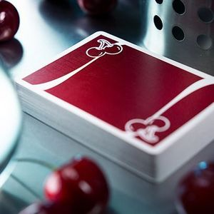 Jeu de cartes-Cherry Casino Red