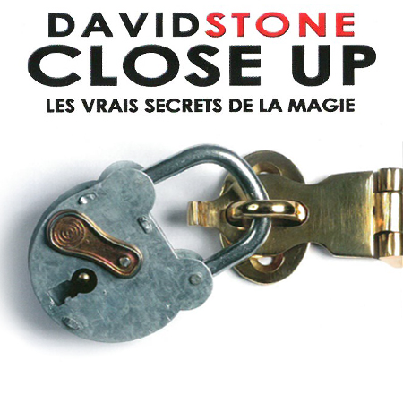 Close UP Les vrais secrets de la magie - David STONE ( LIVRE )