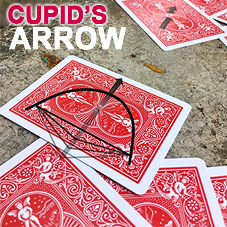 Cupid&#39s Arrow - Olivier PONT