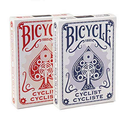 Jeu de cartes Bicycle - Cyclist