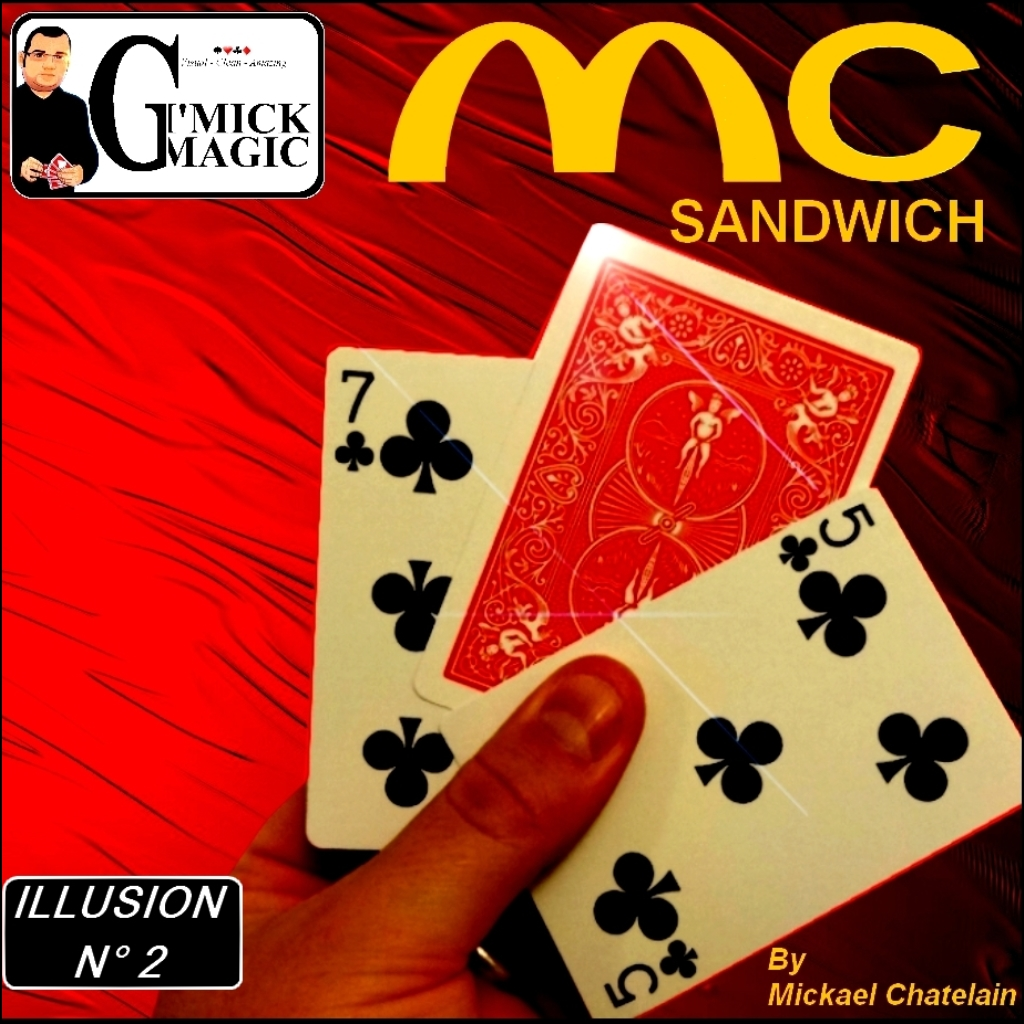 MC Sandwich Michael Chatelain