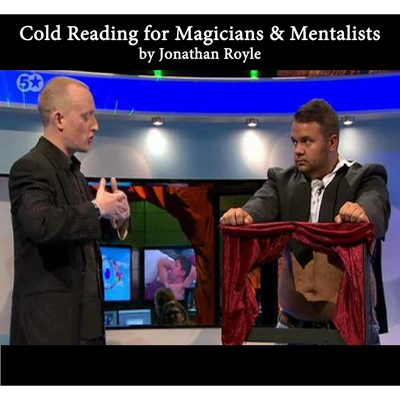 Cold Reading for Magicians & Mentalists by Jonathan Royle - eBook