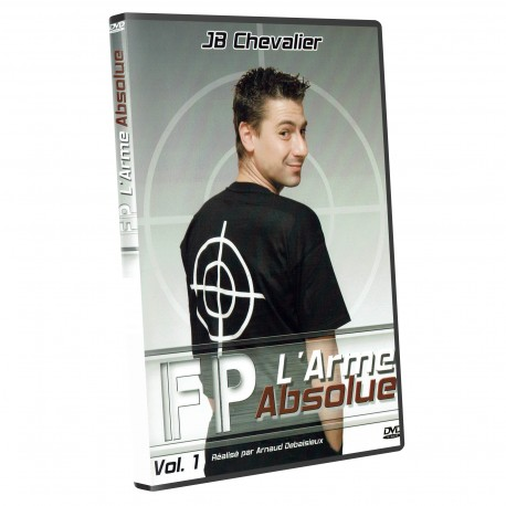 DVD FP L&#39arme absolue - JB CHEVALIER