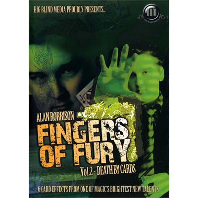 Fingers of Fury Vol.2 de  Alan Rorrison Téléchargement