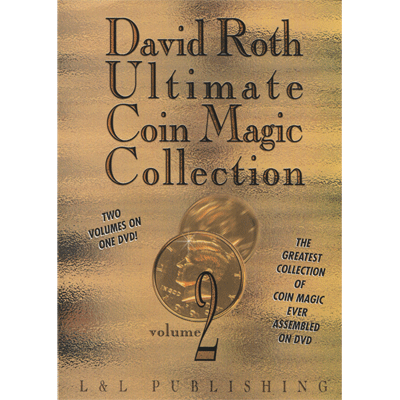 David Roth Ultimate Coin Magic Collection Vol 2 Téléchargement