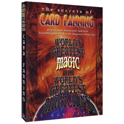 Card Fanning Magic World&#39s Greatest Magic - DVD