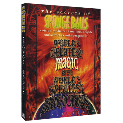 DVD Sponge Balls (World&#39s Greatest Magic) Téléchargement