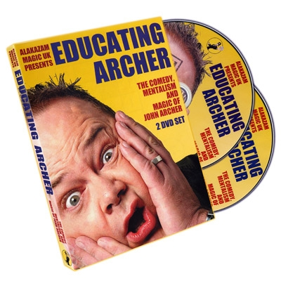 Educating Archer by John Archer