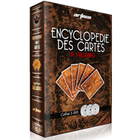 Encyclopedie des cartes 3 DVD JP VALLARINO