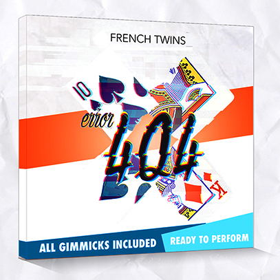 Error 404 - Les French Twins