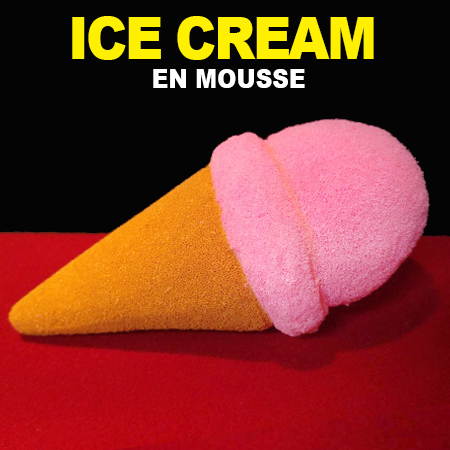 Ice Cream en mousse - Alexander May