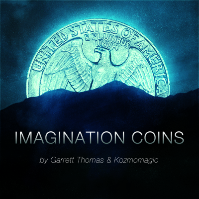 Imagination Coins Euro DVD and Gimmicks