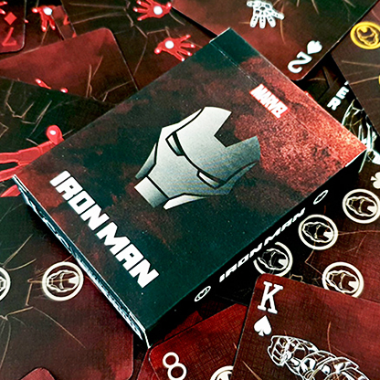 Jeu de cartes - IRON MAN v2