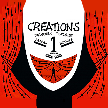 Creation d&#39illusion théatrales Vol 1 - James HODGES (LIVRE)