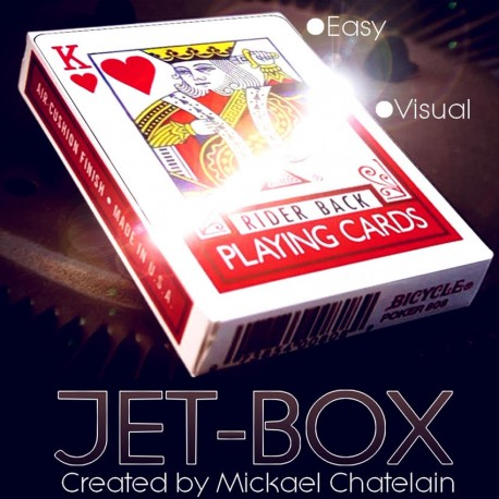 JET BOX - Mickael Chatelain (version Francaise)