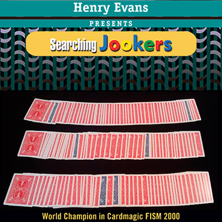 Searching JOOKERS - Henry EVANS