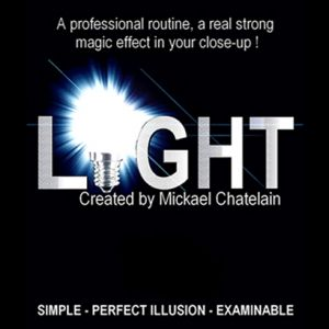 LIGHT - Michael CHATELAIN